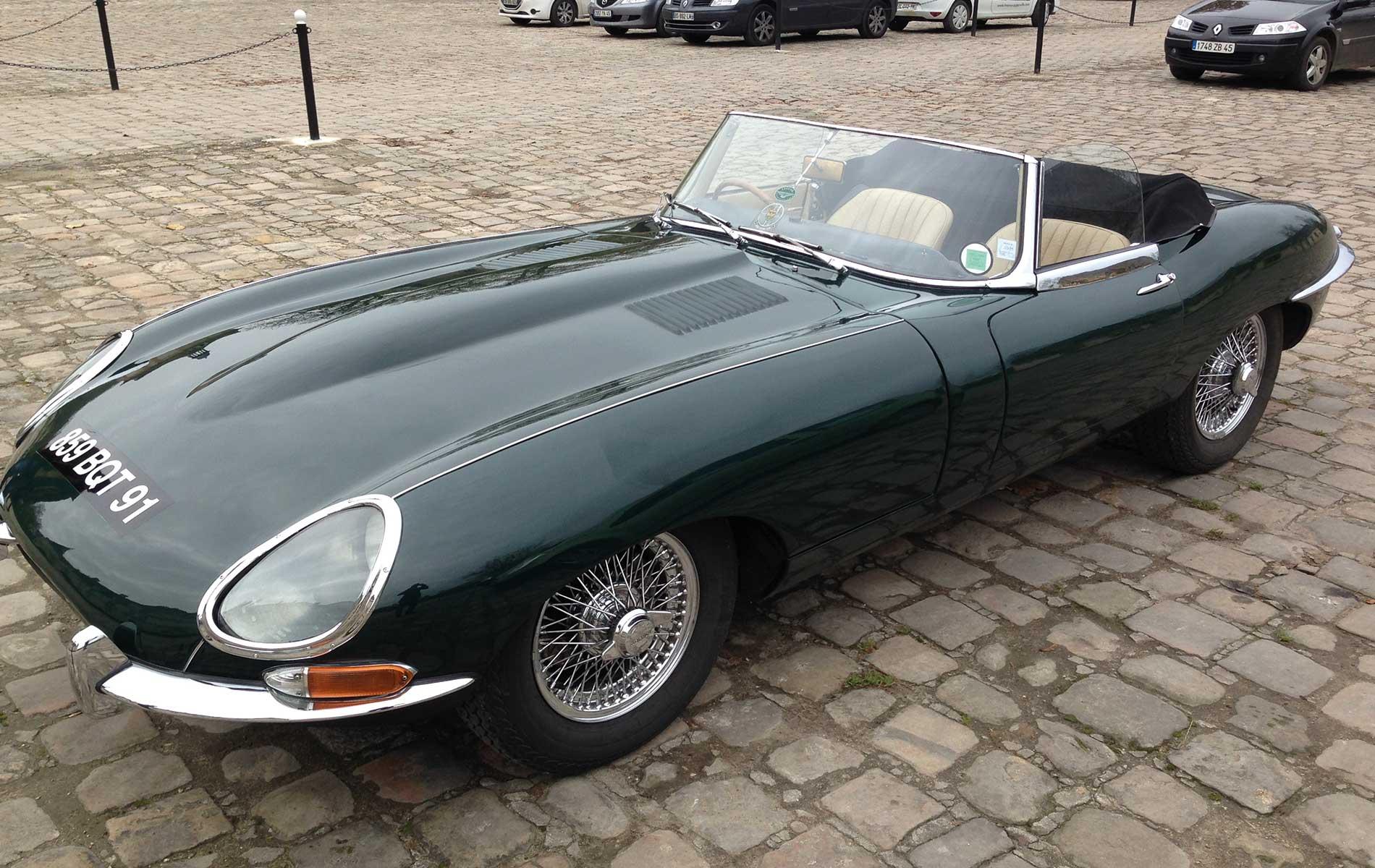 1965 Jaguar E-Type Series I - 4.2 Roadster