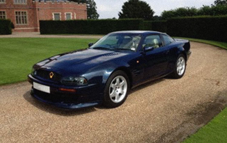 1996 Aston Martin Vantage v550